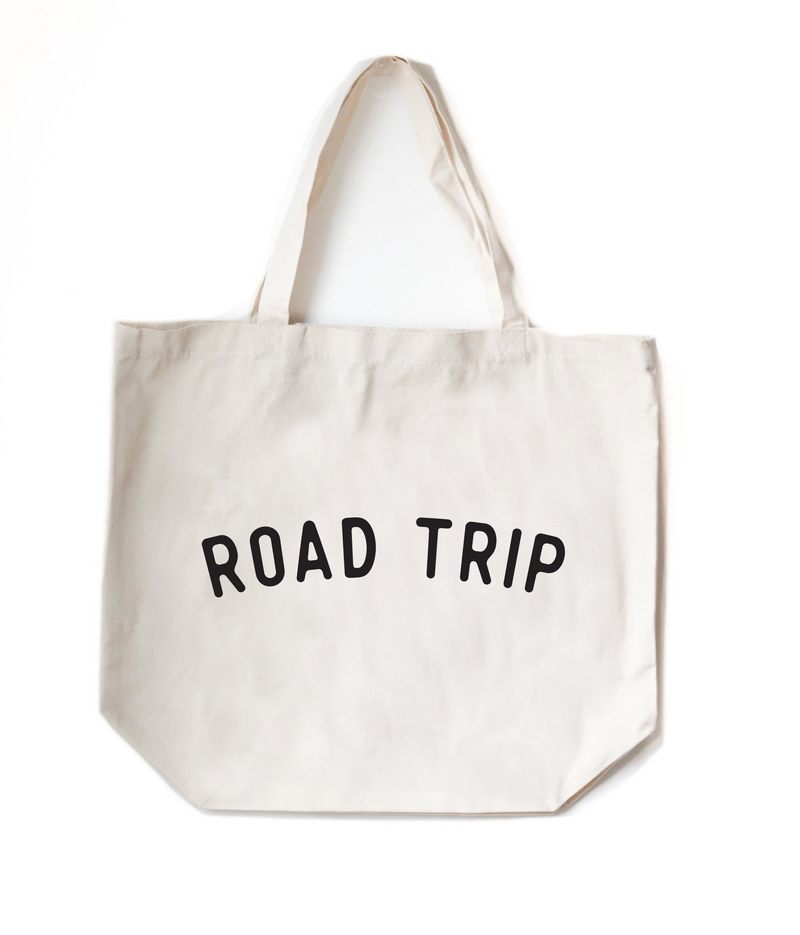 Road Trip, Tote Bag