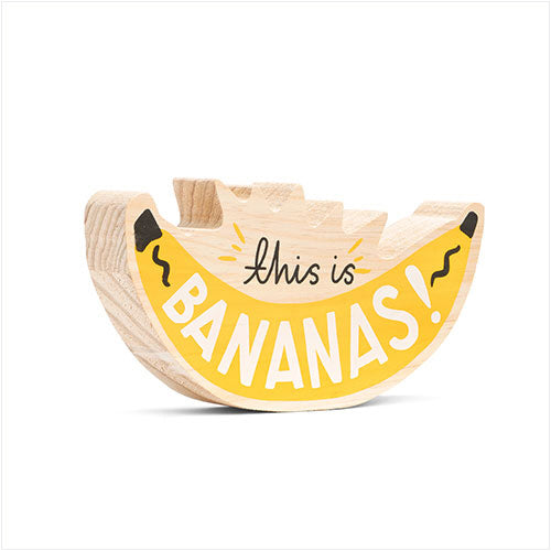 "This is Bananas - 7""W X 4""H"