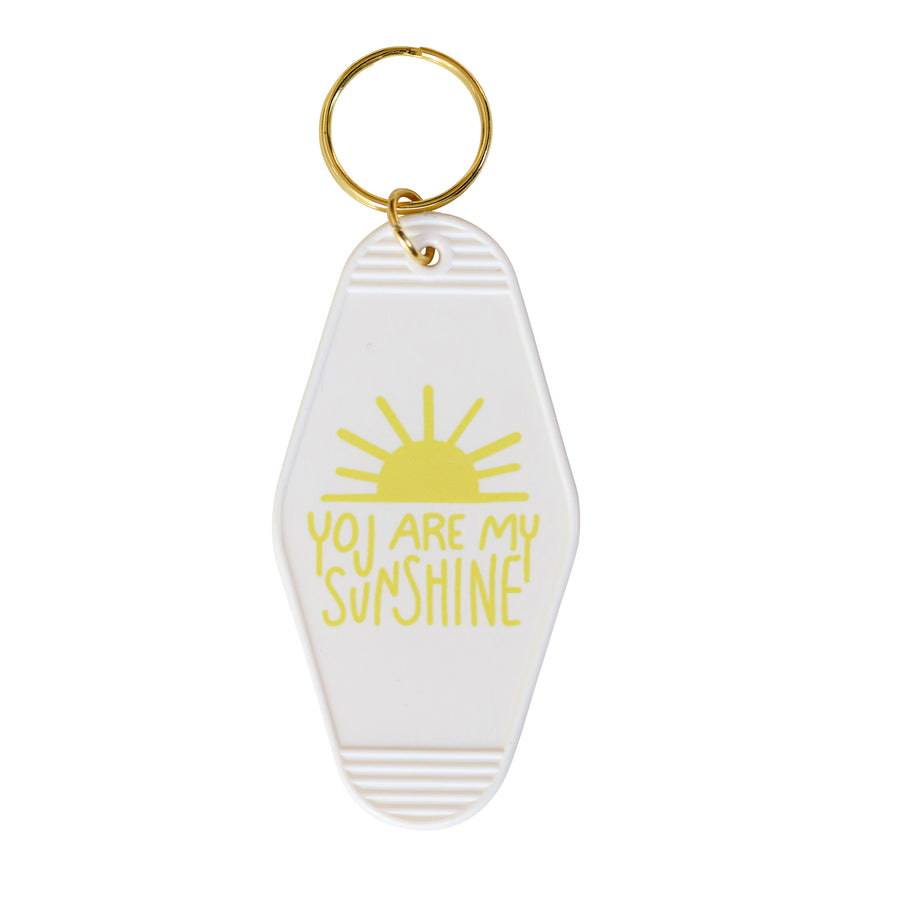 You Are My Sunshine, Hotel Keychain