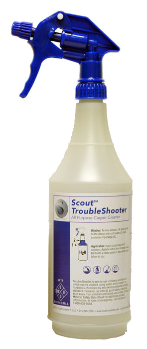 Scout Trouble Shooter (All-Purpose Carpet Cleaner)