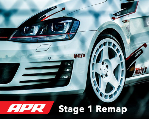 APR Stage 1 Tune and RTS Performance Clutch Package - Golf Mk7 GTI