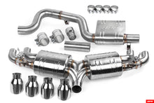 Load image into Gallery viewer, APR Cat Back Exhaust System - Golf Mk7.5 'R'