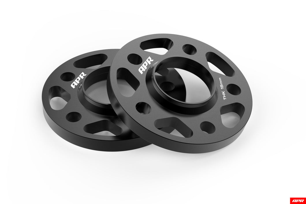 APR Wheel Spacers - 5x112 PCD - 66.5mm Centre Bore (Pair)