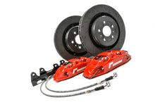 Load image into Gallery viewer, Racingline Performance Stage 2 Brake Kit - 345mm - PQ35 Cars