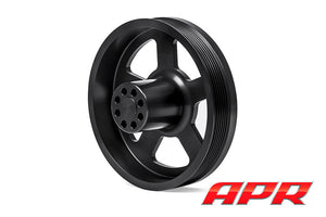 APR Supercharger Crank Pulley - 3.0TFSI