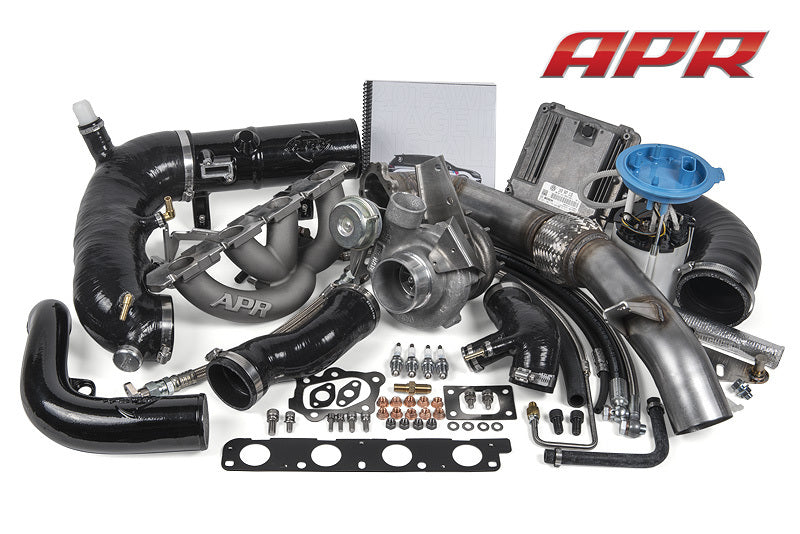 APR Stage 3 Turbocharger Kit - Volkswagen Golf Mk6 R