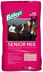 Baileys No.15 Senior Mix - 20kg