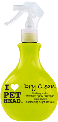 Pet Head Dry Clean Waterless Spray Shampoo 450ml