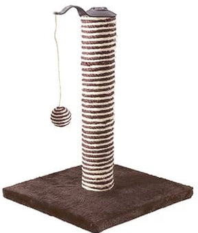 Ancol Premo Deluxe Cat Scratcher with Toy Ball