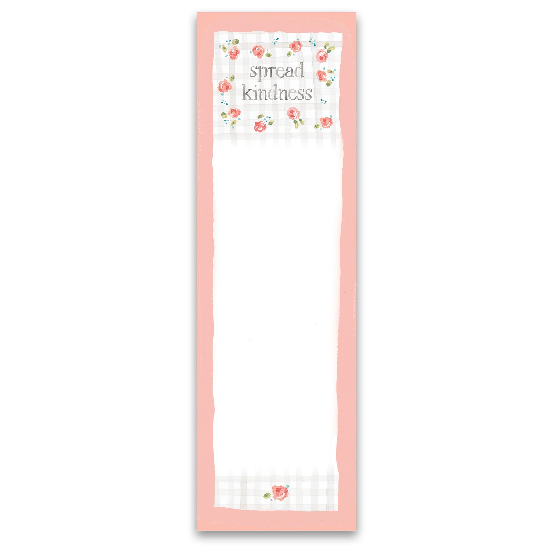 Spread Kindness Floral Notepad-Gifts-A Cottage in the City