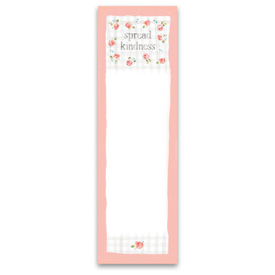 Spread Kindness Floral Notepad