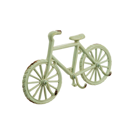 Mint Green Bicycle Hook