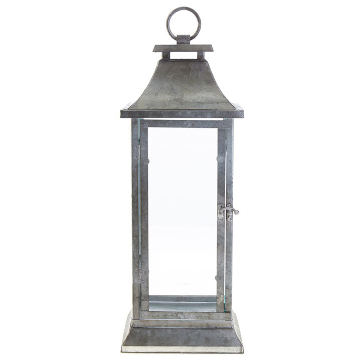 Aged Metal Lantern-Decor-A Cottage in the City