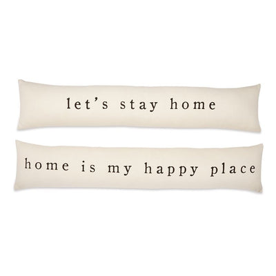 Happy Home Skinny Pillow