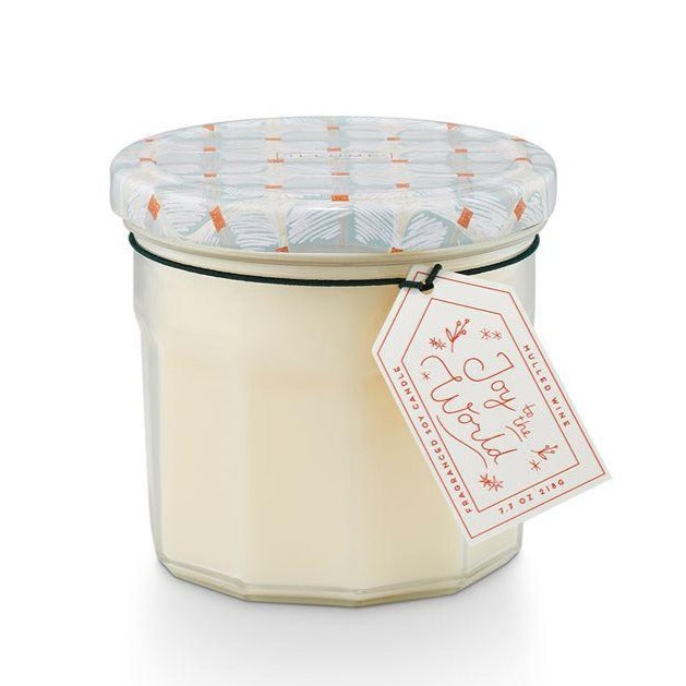 Mulled Wine Joy Jar Candle-Seasonal-A Cottage in the City