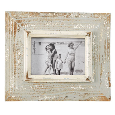 Rustic White Washed Frame