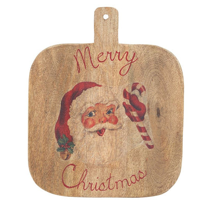 Merry Christmas Santa Paddle Board