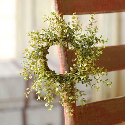 Baby Grass Candle Ring
