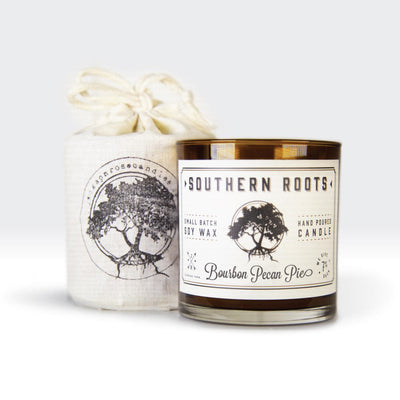Southern Roots Bourbon Pecan Pie Candle