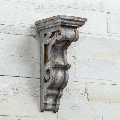 Decorative Chippy Grey Corbel