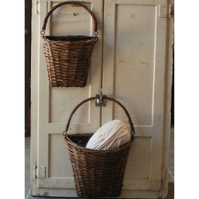 Willow Hanging Wall Basket