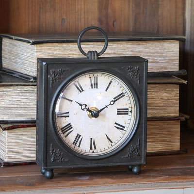 Guesthouse Table Clock