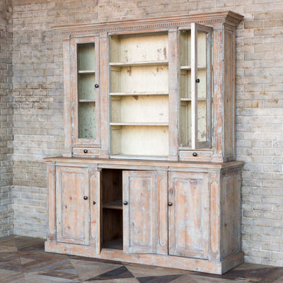 Old Southern Home China Cabinet