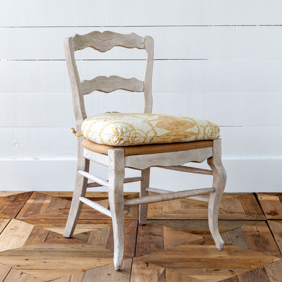 French Quarter Cushioned Dining Chair S/2