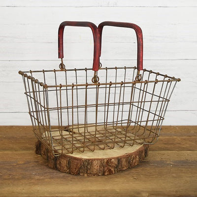 Old Market Wire Basket