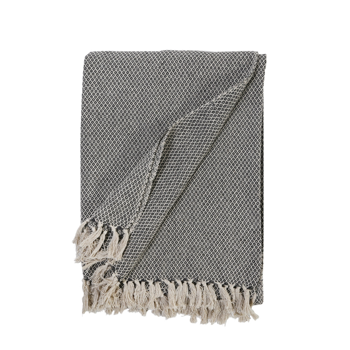 Jayden Oversized Throw by Pom Pom at Home-Bed & Bath-A Cottage in the City