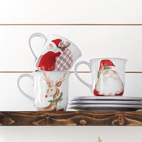 Holiday Mug-Tabletop-A Cottage in the City