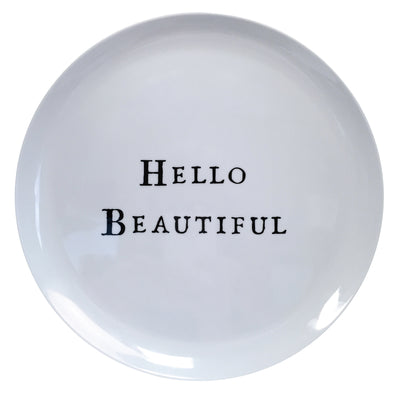 Sugarboo Hello Series Plate
