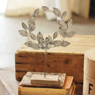Nora Table Wreath Stand