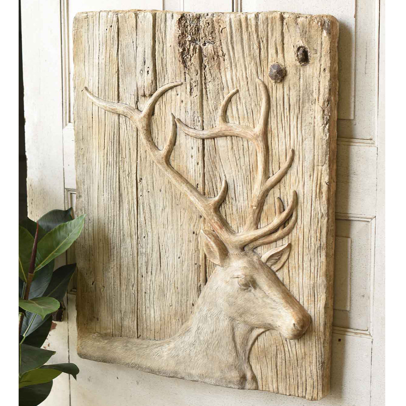 Wildnerness Ridge Wall Plaque-Seasonal-A Cottage in the City