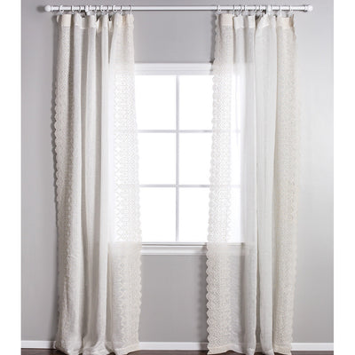 Annabelle Curtain Panel by Pom Pom at Home-Decor-A Cottage in the City