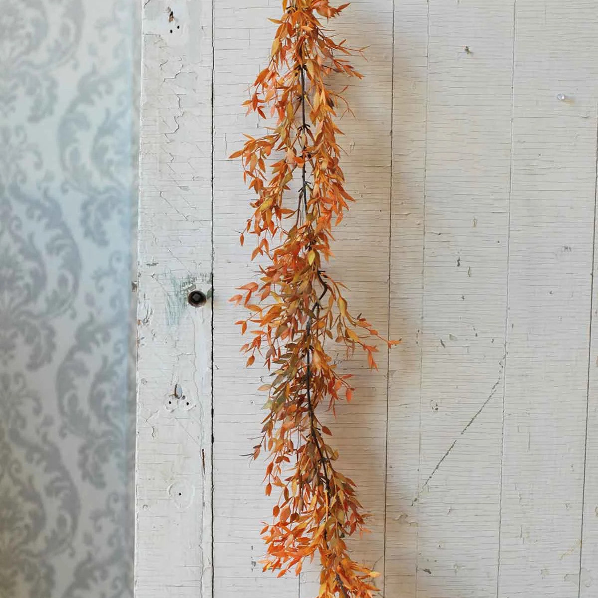Velvet Ash Garland-Seasonal-Vintage Floral Imports-A Cottage in the City
