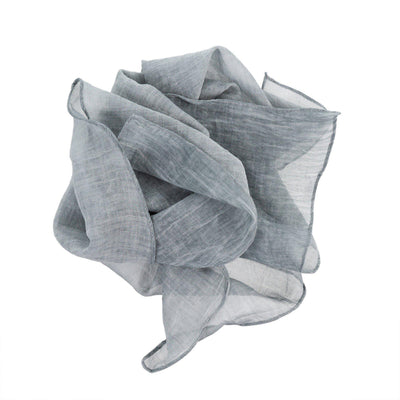 Antiqued Dye Steel Napkin