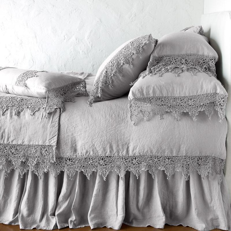 Bella Notte Linens Frida Pillowcase-Bed & Bath-A Cottage in the City