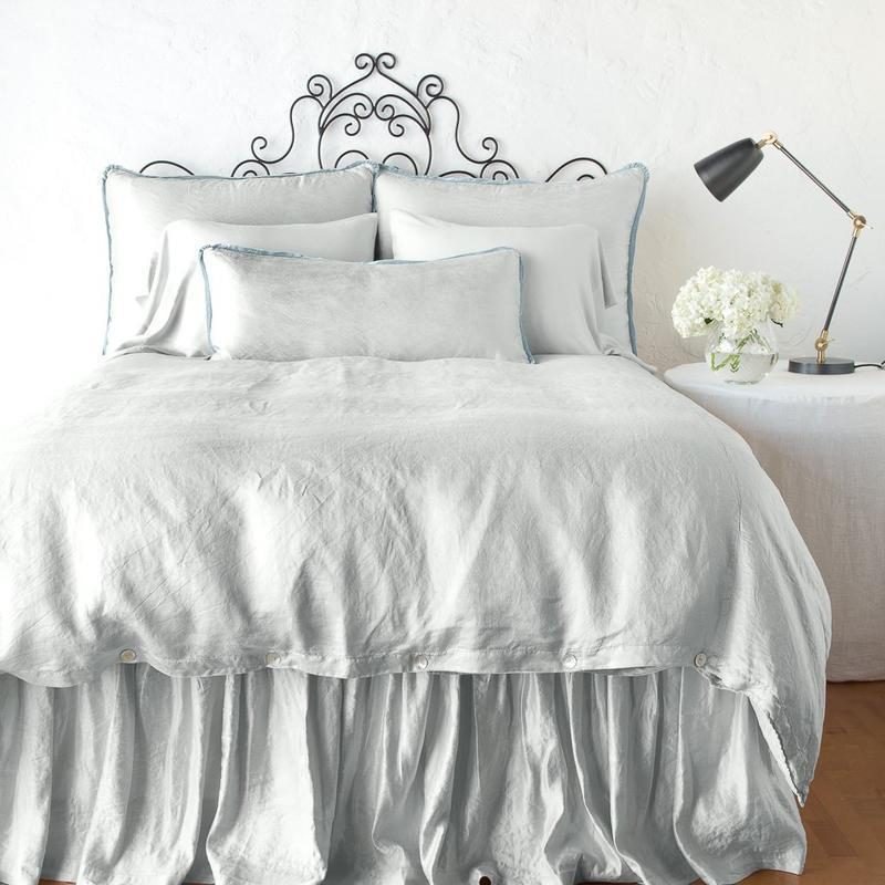 Bella Notte Linens Paloma Duvet-Bed & Bath-Queen-Cenote-A Cottage in the City