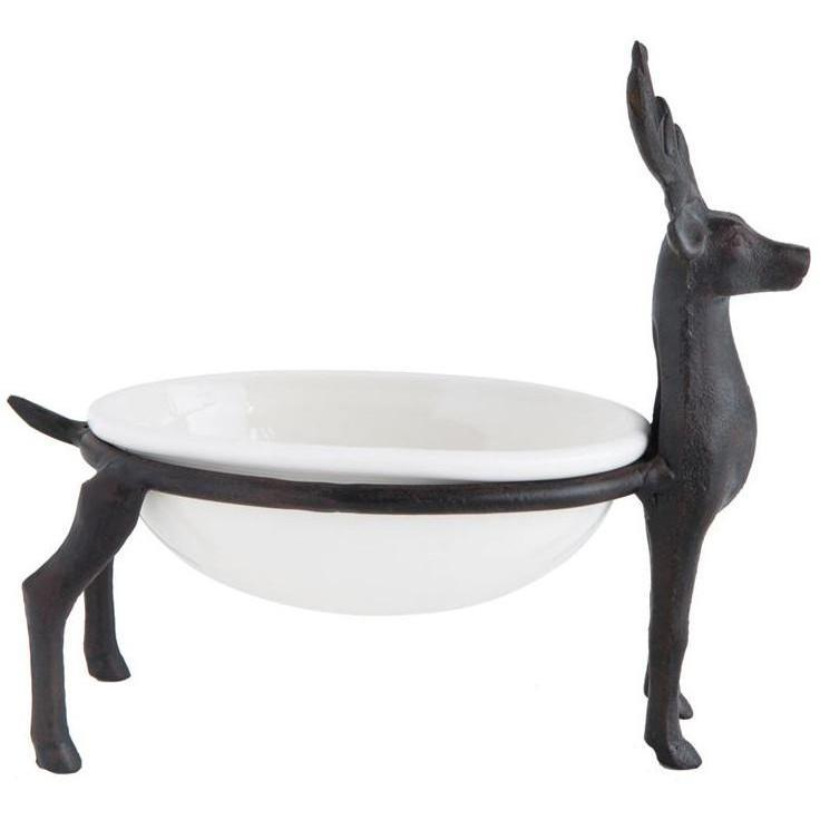 Cast Iron Deer Serving Dish-Seasonal-A Cottage in the City