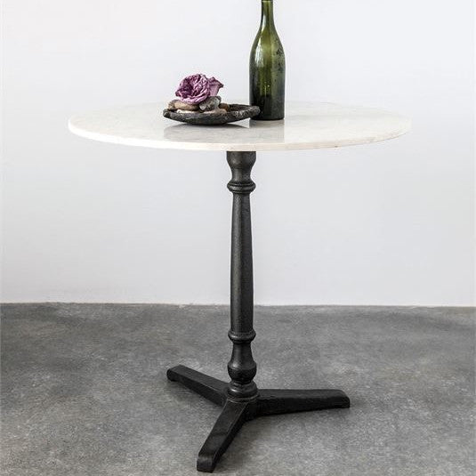 Marble Top Bistro Table-Furniture-A Cottage in the City