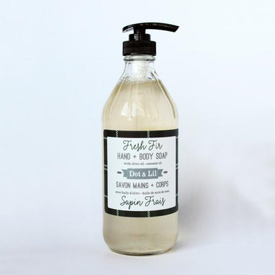 Fresh Fir Liquid Soap
