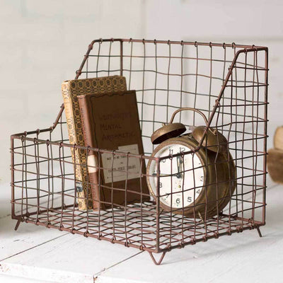 General Store Wire Basket