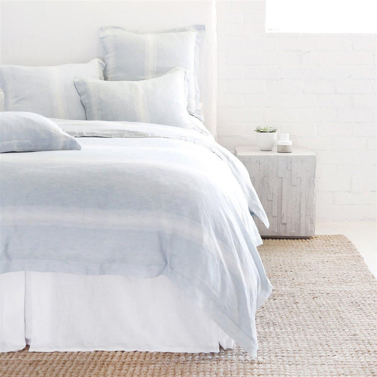 Harper Sham by Pom Pom at Home-Bed & Bath-A Cottage in the City