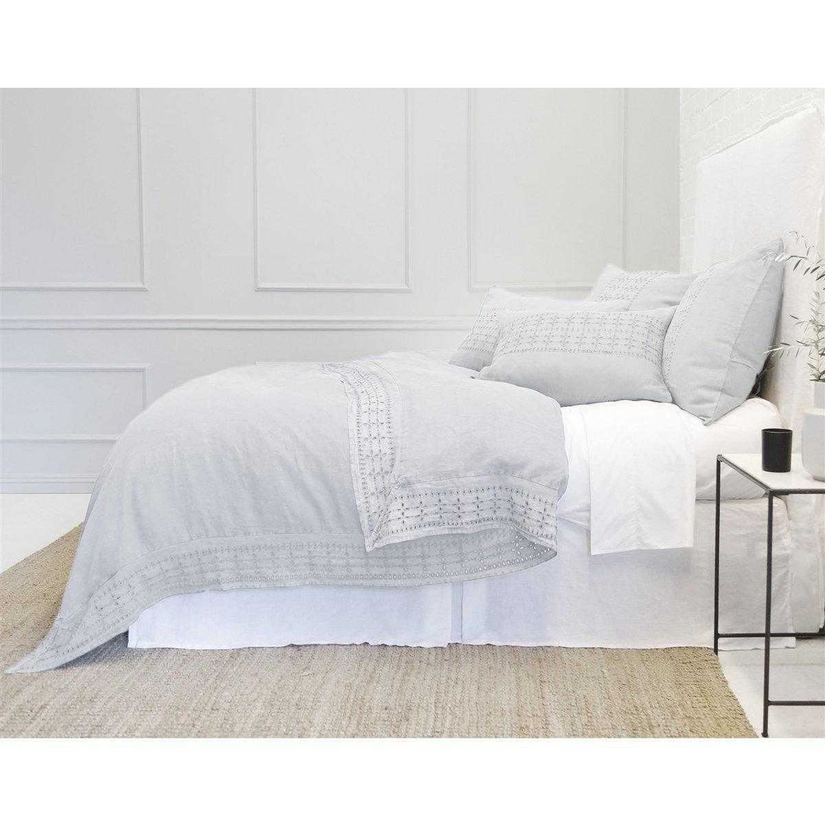 Layla Sham by Pom Pom at Home-Bed & Bath-A Cottage in the City