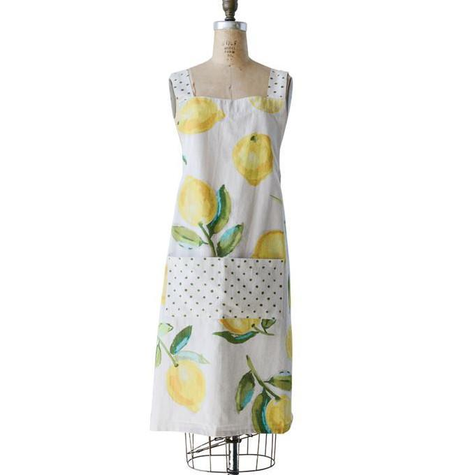 Lemons Apron-Tabletop-Creative-A Cottage in the City