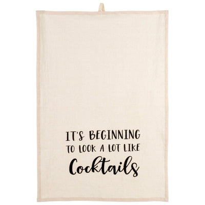 Looks Like Cocktails Dishtowel