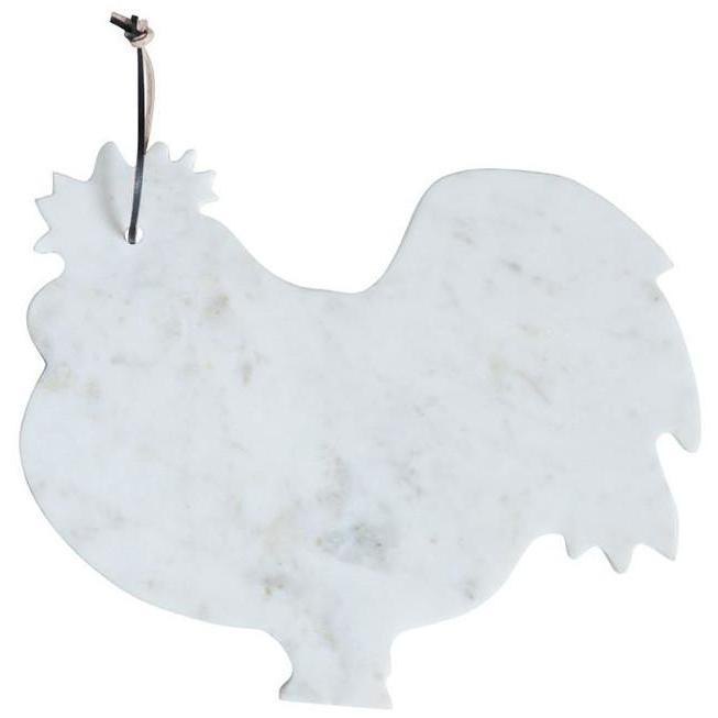 Marble Chicken Cutting Board-Tabletop-A Cottage in the City