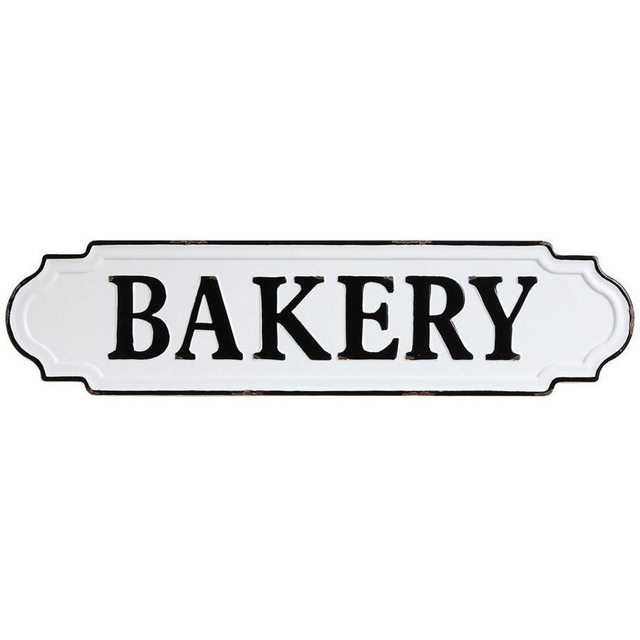 Metal Bakery Sign-Decor-A Cottage in the City