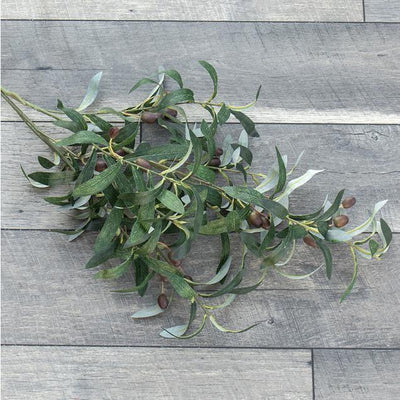 Olive Leaf Spray-Seasonal-A Cottage in the City